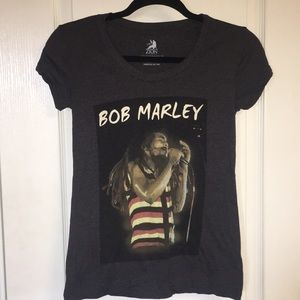 Bob Marley tee shirt xs